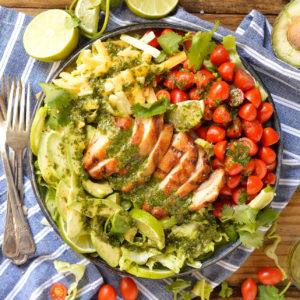 CilantroLime Chicken Salad